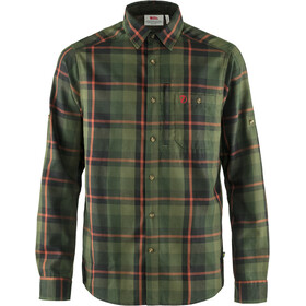 Fjällräven Fjällglim Shirt Men laurel green